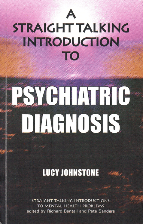 Diagnosis Seiciatrig gan Lucy Johnstone