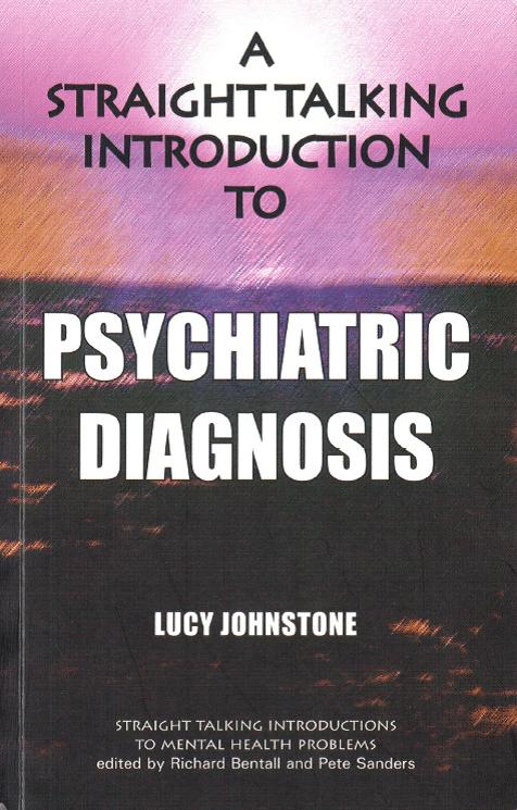 Diagnóis Síciatrach le Lucy Johnstone