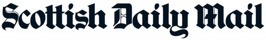 Logo ta 'Scottish Daily Mail
