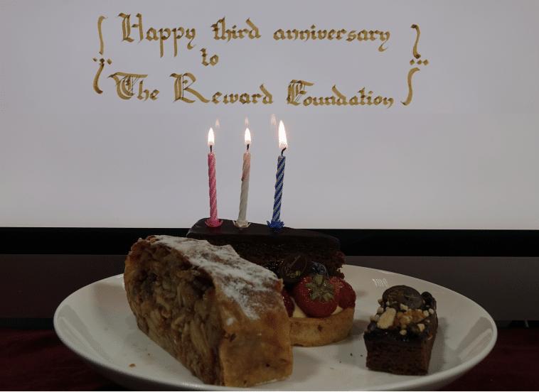 Happy Third Birthday Reward Foundation
