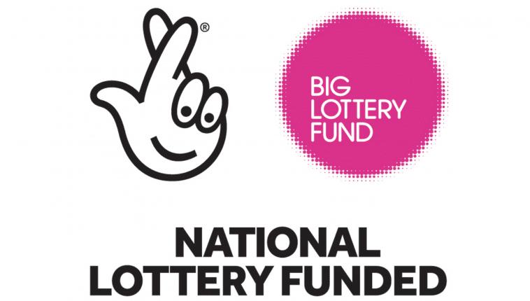 Big Lottery Fund pink