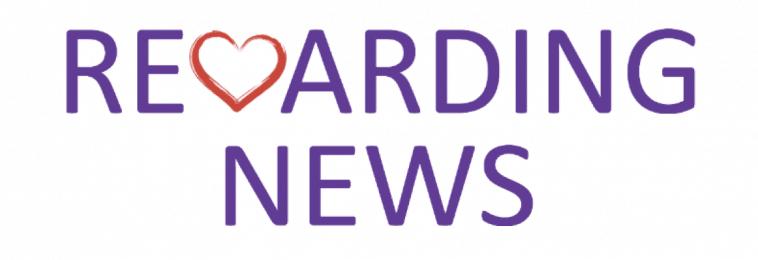 Rewarding News Logo editions