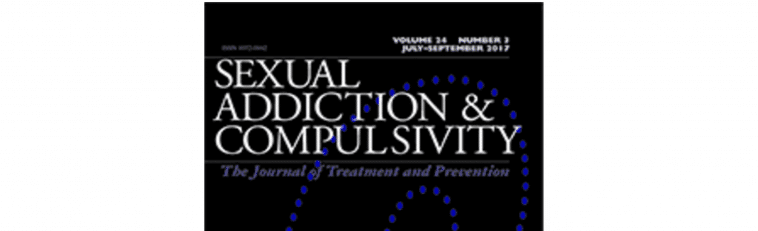 Sexual Addiction and Compulsivity The Journal of Treatment and Prevention