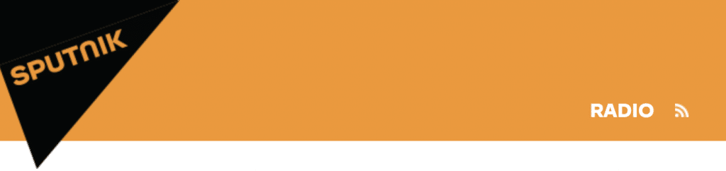Logo de Sputnik Radio
