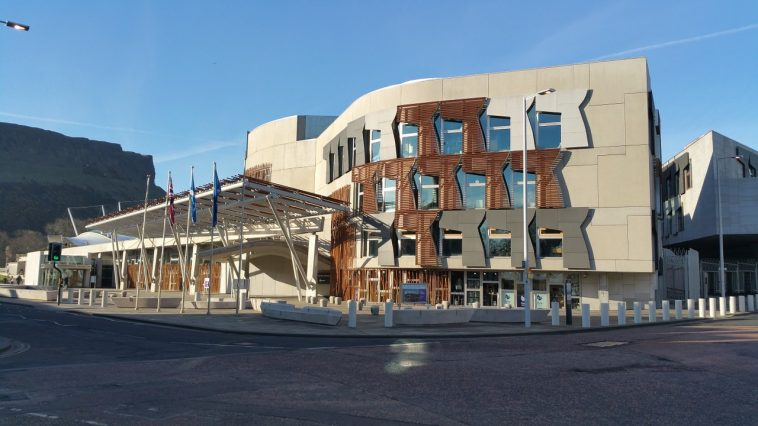 Scottish Parliament sab laj