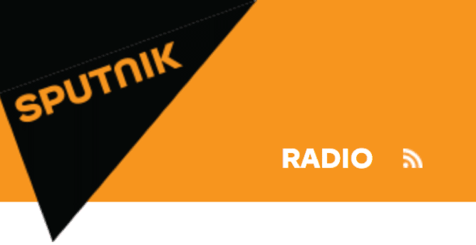 Mary Sharpe on Radio Sputnik