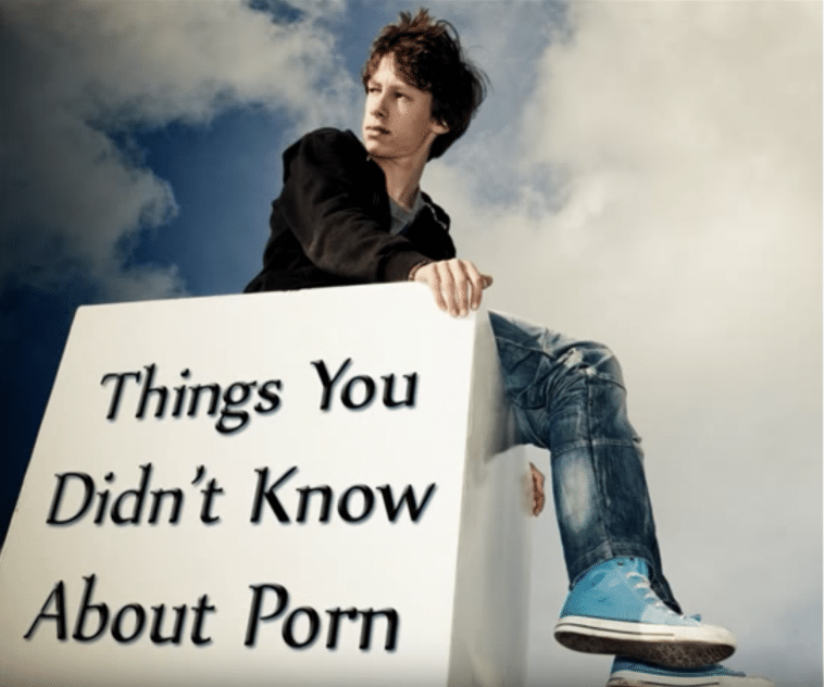 Věci, které jste nevěděli o porno části 3