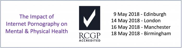RCGP Course logo 4 venues Edinburgh London Manchester Birmingham