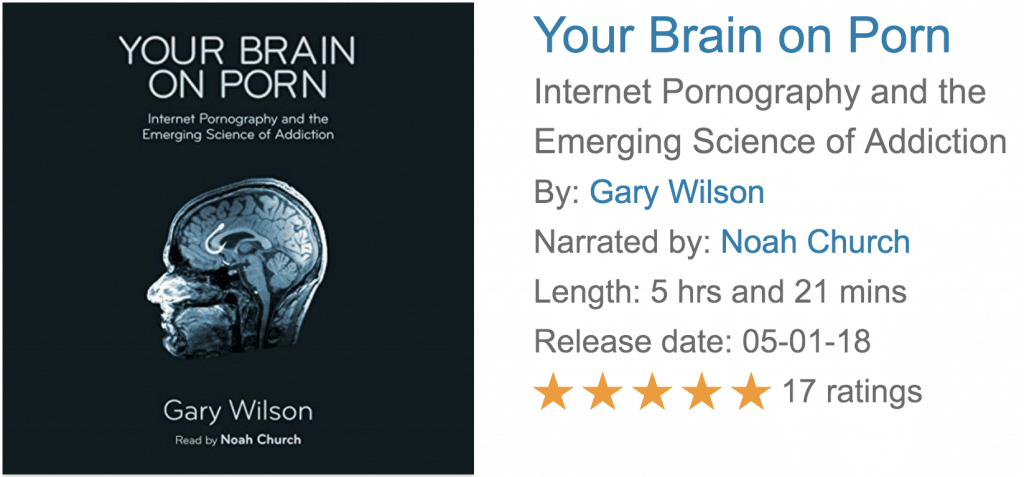 Your Brain on Porn on Audible, narrated by Noah Church