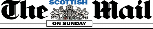 Scottish Mail sunnuntaina logo