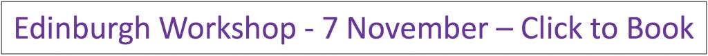 Edinburgh Workshop 7 November 2018