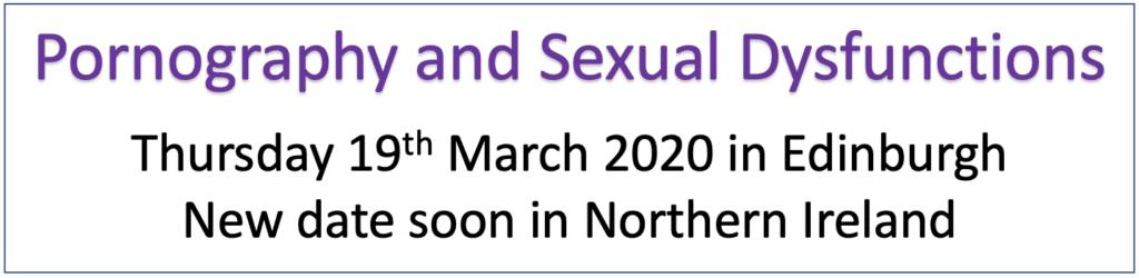 Pornografija in spolne motnje