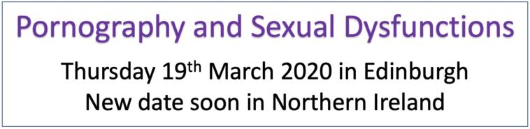 Pornografi og seksuelle dysfunksjoner